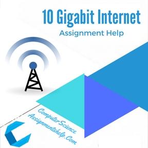 10 Gigabit Internet Assignment Help