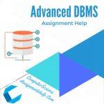 Advanced DBMS