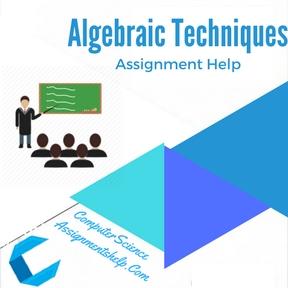 Algebraic Techniques Assignment Help