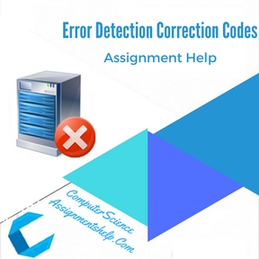 Error Detection Correction Codes Assignment Help