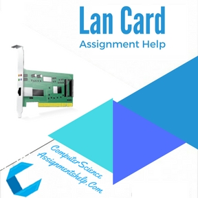 Lan Card Assignment Help