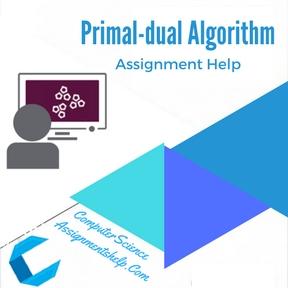 Primal-dual Algorithm Assignment Help