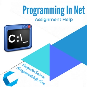 Programming In Net Assignment Help