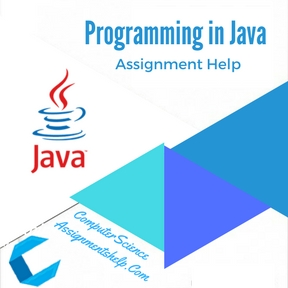 Programming in Java Assignment Help