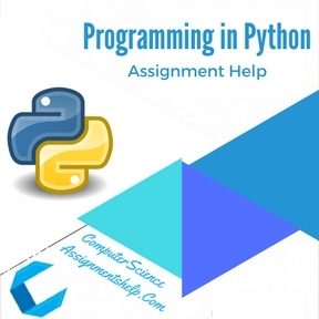 Programming in Python Assignment Help