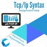Tcp/Ip Syntax