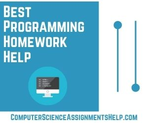 Best Programming Homework Help