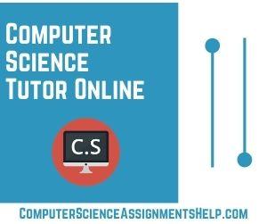 Computer Science Tutor Online